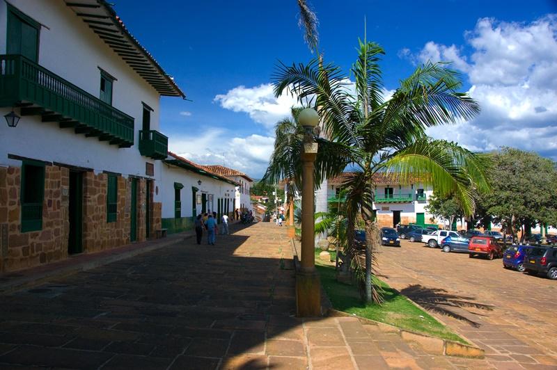 Visite los sitios turísticos de Santander en Colombia