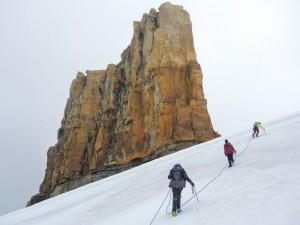 Andes colombianos, otra forma de divertirse en la nieve