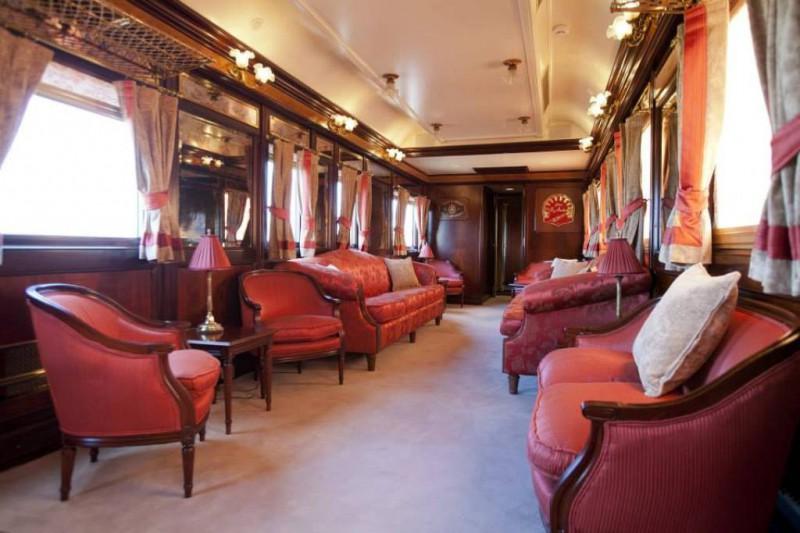 Tren Al Andalus, un viaje de lujo a través de la historia ibérica