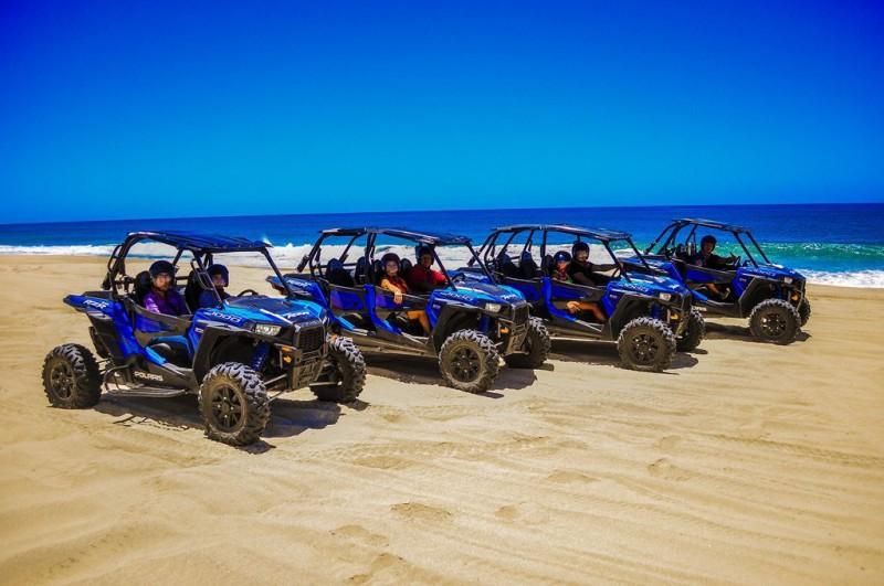 Tours en Los Cabos, aventuras en el desierto frente al mar