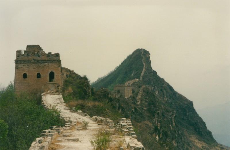 La Gran Muralla China, un tour por la arquitectura milenaria