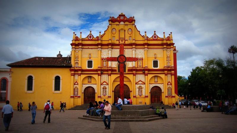 Circuitos en Chiapas