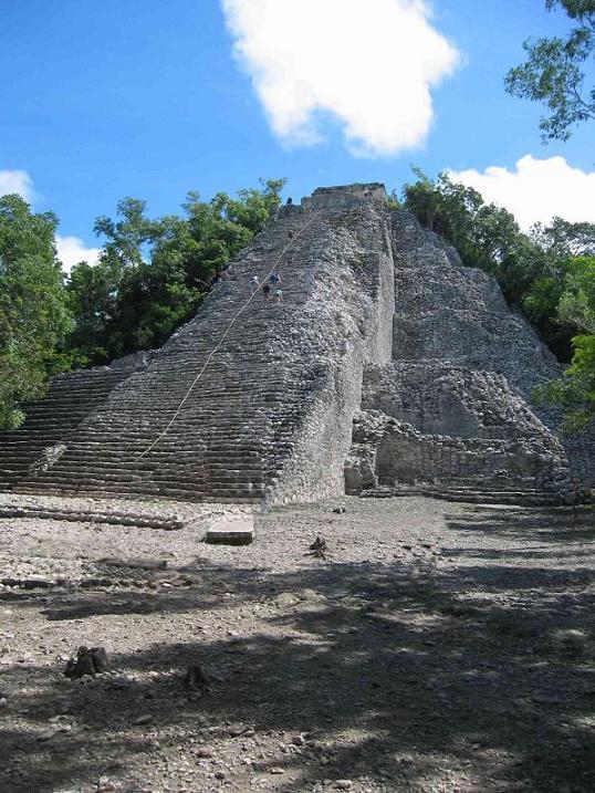 Zonas Arqueológicas de México: Las 5 Pirámides Más Altas