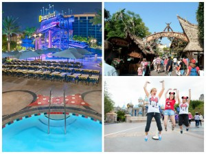 Vacaciones en Disney®: Conozca las 4 diferencias entre Disneyland® Resort y Walt Disney World® Resort