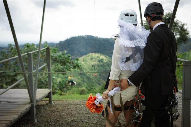 Boda en el Caribe: Puerto Rico, el Anfitrión Ideal