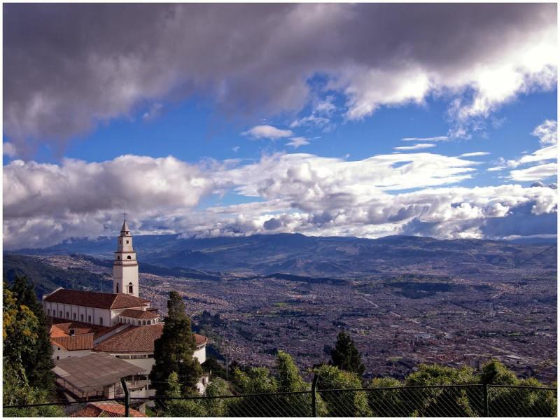Cerro de Monserrate: guardián de Bogotá