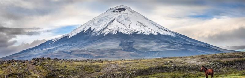 Tocando las Nubes en el Volcán Cotopaxi