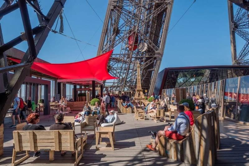 Qué hacer en París: día 2