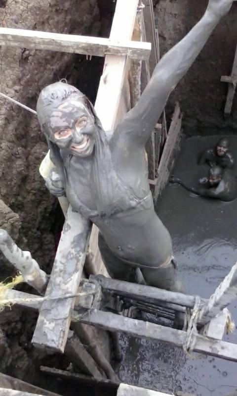 El Volcán del Totumo y su piscina de lodo