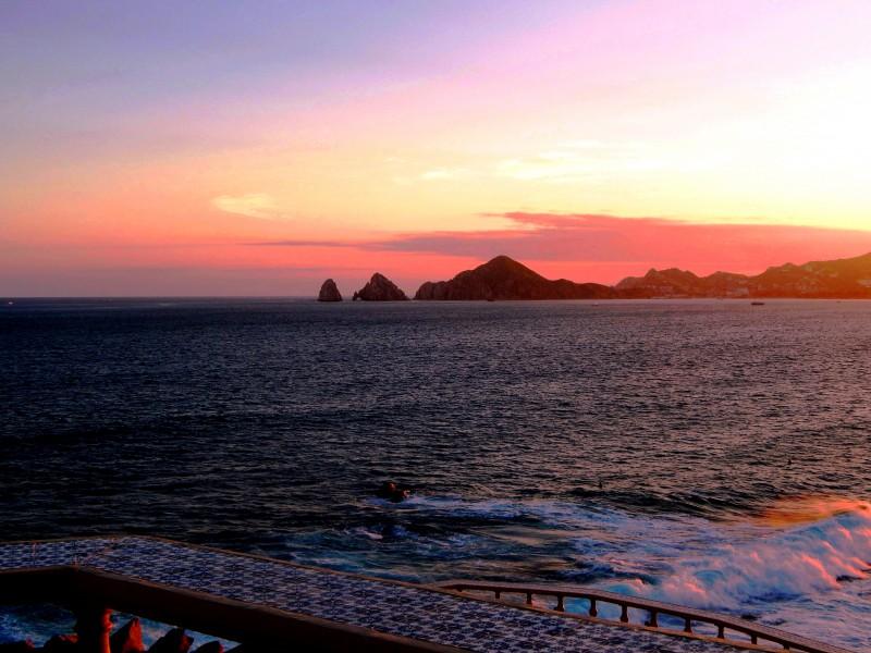 Vacaciones en Cabo San Lucas, México