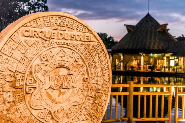 Una JOYÀ™ en la Riviera Maya: Cirque du Soleil®