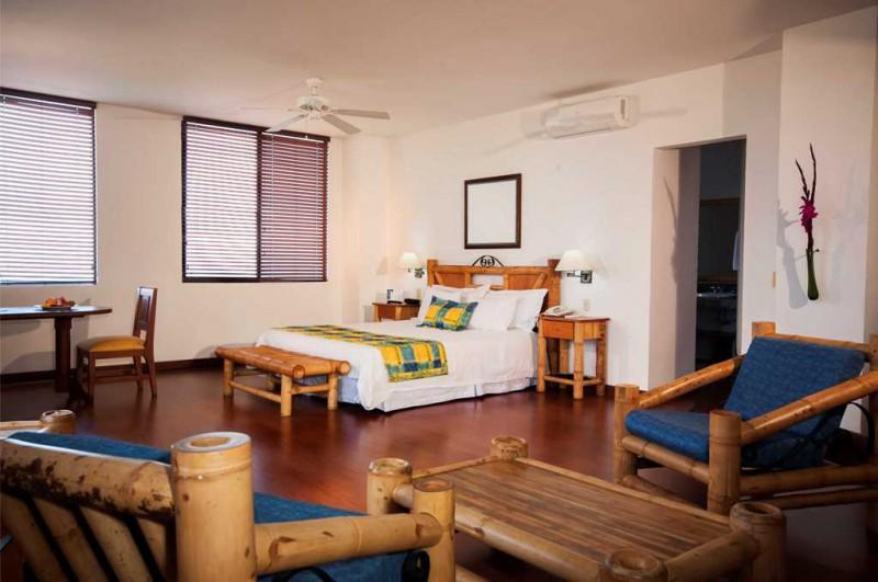 3 hoteles ecológicos en Colombia