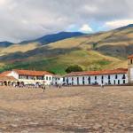 Plaza principal de Villa de Leyva. Foto de Mario Carvajal.