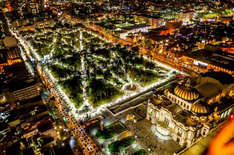 Ciudad de México, número 1 en la lista de lugares para visitar en 2016