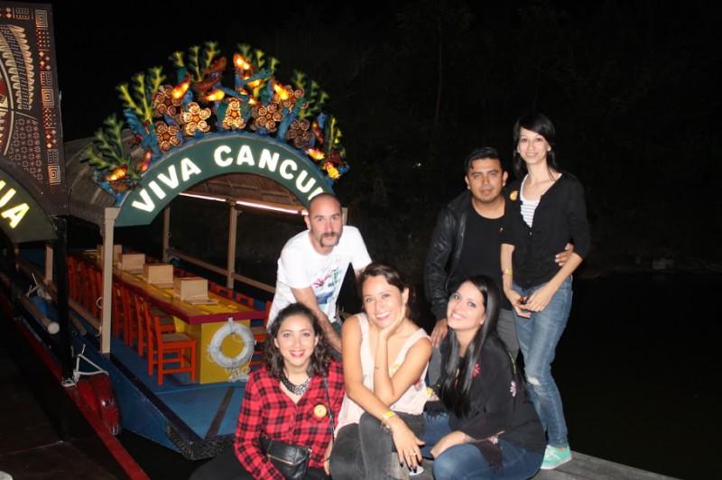 Los mejores tours en Riviera Maya: Xoximilco