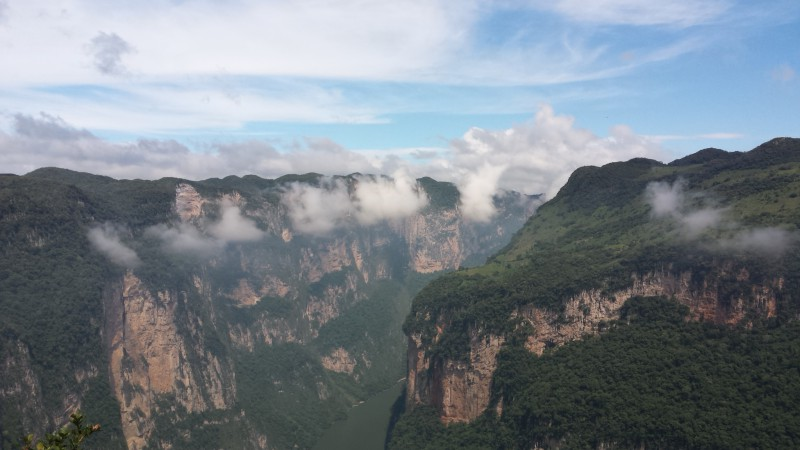 Chiapas, un destino ideal para el turismo de aventura en México