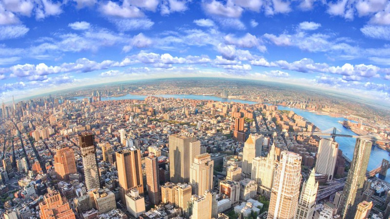 La vista más impresionante de Nueva York: One World Observatory