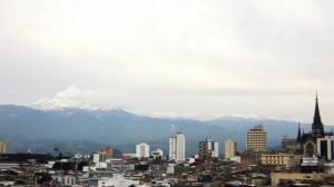 Ciudad de Manizales, la capital cafetera de Colombia