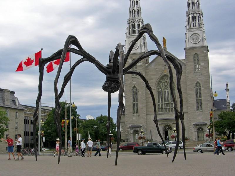 Ottawa, qué hacer en la capital de Canadá