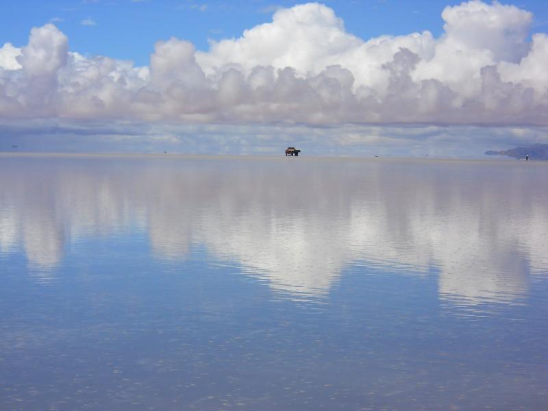 Una visita por el Salar de Uyuni
