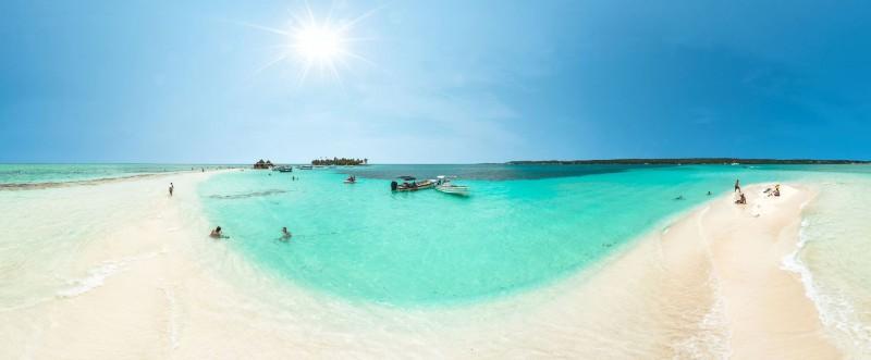 Fin de semana romántico en la Isla de San Andrés