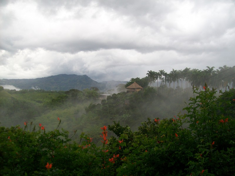Parques temáticos en el Eje Cafetero de Colombia