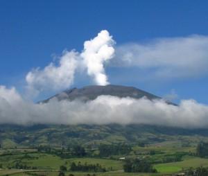 Recorrido por los principales volcanes de Colombia