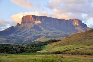 Maravillas de la naturaleza: monte Roraima
