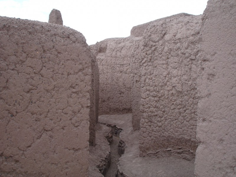 "Zona Arqueológica de Paquimé: ""Lugar de Casas Grandes"""