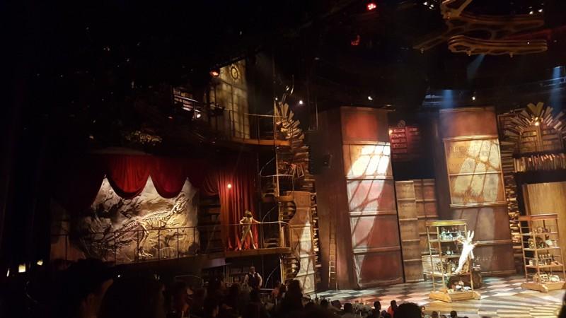 La magia detrás de JOYÀTM by Cirque du Soleil® Riviera Maya