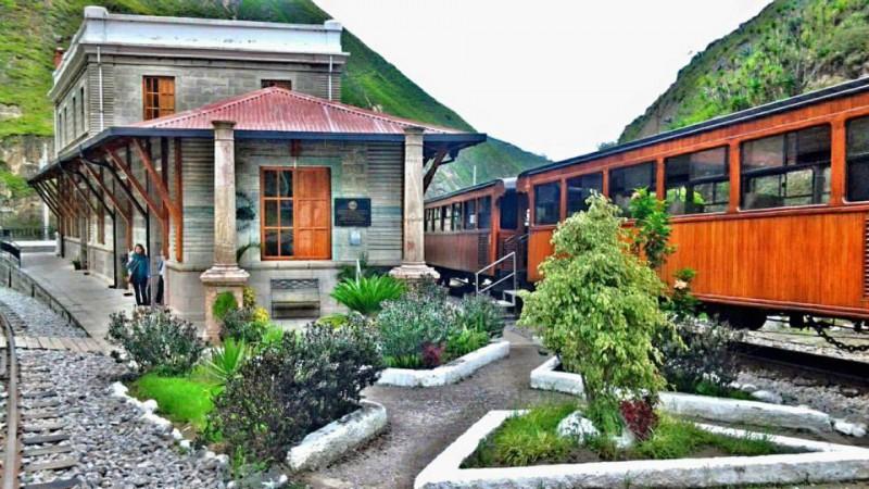 Ecuador tren