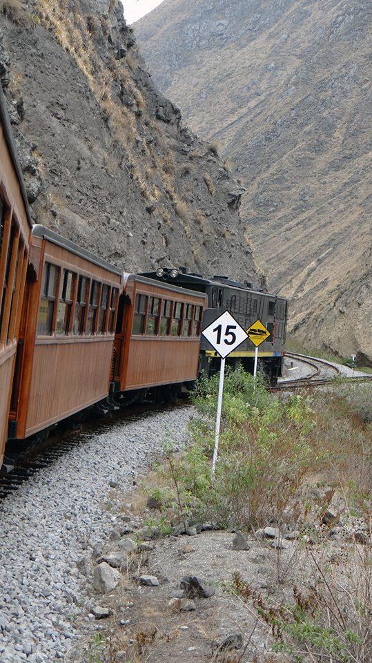 ruta tren ecuador