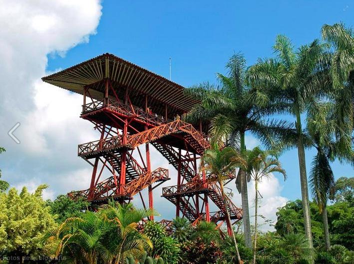 El Parque Nacional del Café, Un Sitio Lleno de Diversión y Cultura