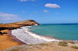 El Cabo de la Vela, una remota playa del Caribe colombiano