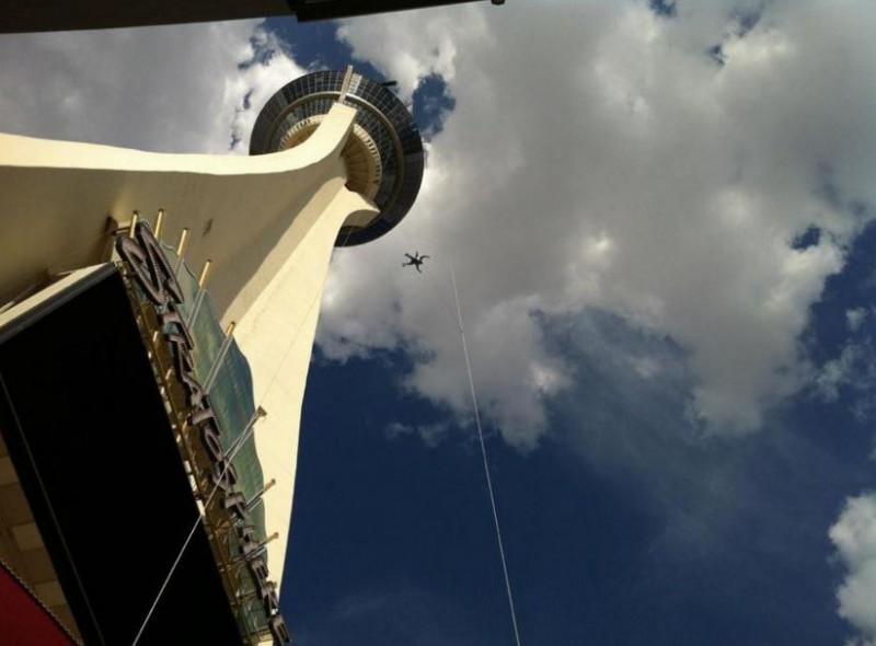 5 atracciones en Las Vegas llenas de adrenalina
