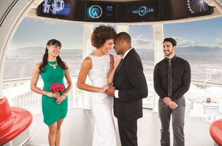 5 ideas para una inolvidable boda en Las Vegas