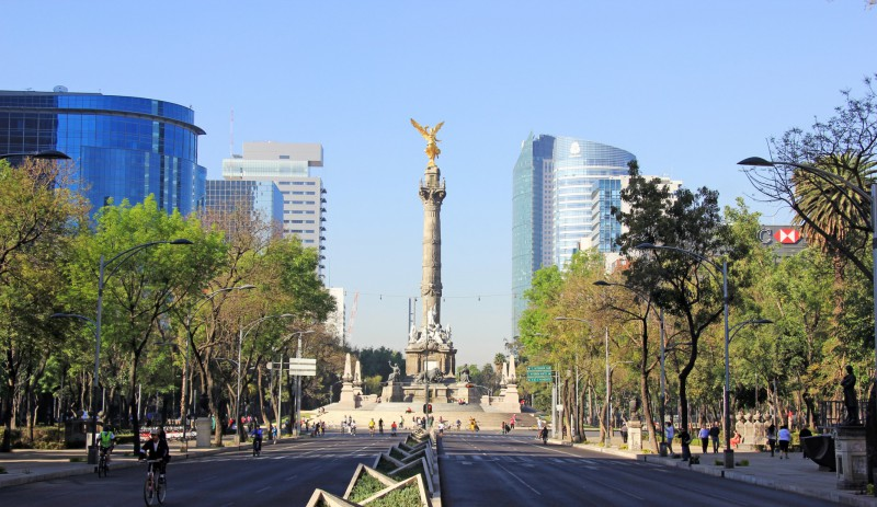 La Ciudad de México, una excelente opción para visitar