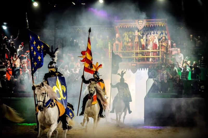 3 espectáculos en Orlando, Florida, que no puede perderse