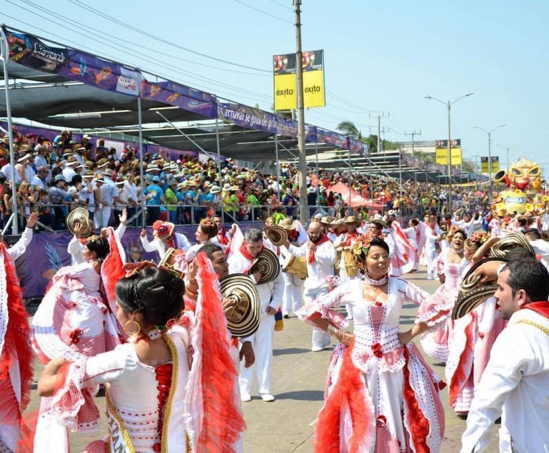 Viva el Carnaval de Barranquilla 2017