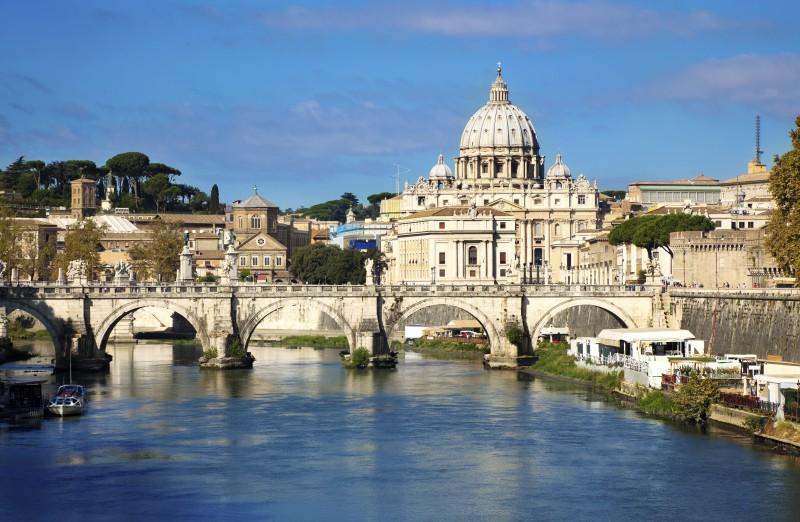 Un encuentro con la religión en Roma