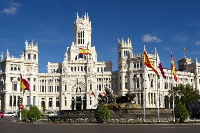 Viajar a España desde Colombia