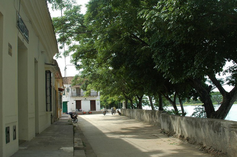 Centro histórico de Santa Cruz de Mompox, Patrimonio de la Humanidad