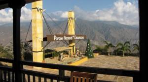 Diversión en el Parque Nacional del Chicamocha