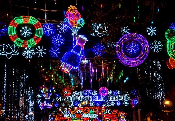 """Alumbrado de Medellín 2015, un """"Carnaval de Luz"""""""