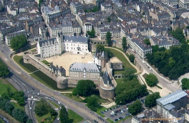 Ciudades románticas de Francia: Nantes