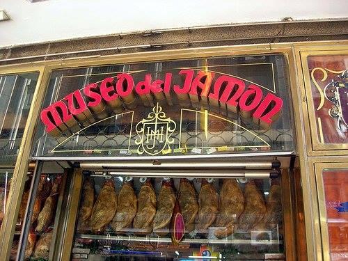 Conozca el Museo del Jamón en Madrid